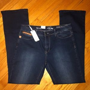 NWT Lola Jeans Women's size 16